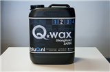 Q-Wax Stronghold SATIN (2), can 5 liter **OPRUIMING**