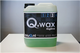 Q-Wax Ragtime (3), can 5 liter **OPRUIMING**